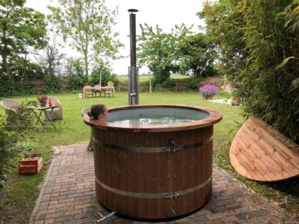 Natuurhuisje 25366 Barsingerhorn - Nederland - Noord-Holland - 4 personen - jacuzzi in omheinde tuin