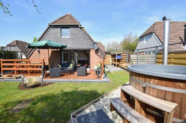 Vakantiehuis De Zeediek - Nederland - Zuid-Holland - 6 personen - omheinde tuin