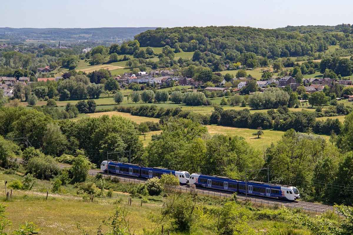 heuvellandschap Zuid Limburg