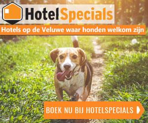 HotelSpecials.nl honden hotels op de Veluwe
